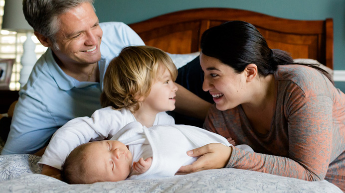 Securing your childrens' future with Life Insurance