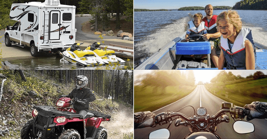 Alexander Murray covers your recreational vehicles